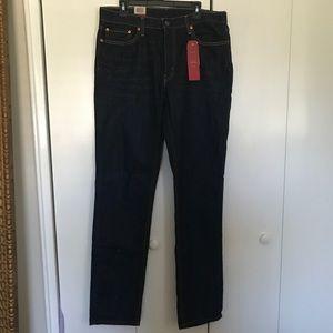 Men's Levi 541 Size 34x36 2-way stretch dark wash